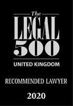 Legal 500 Recommended Lennons Solicitors