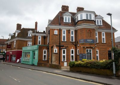 An exterior shot of our Beaconsfield office