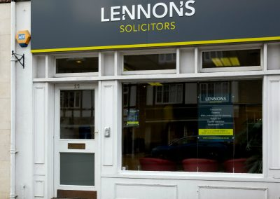 Our Amersham office