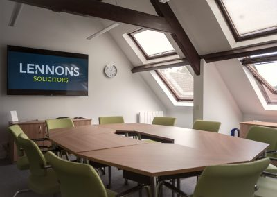 Lennons Solicitors Boardroom - Chesham Office