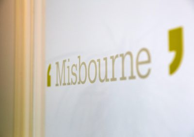 The Misbourne meeting room at our Chesham office