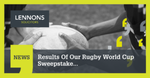 Rugby World Cup Sweepstakes