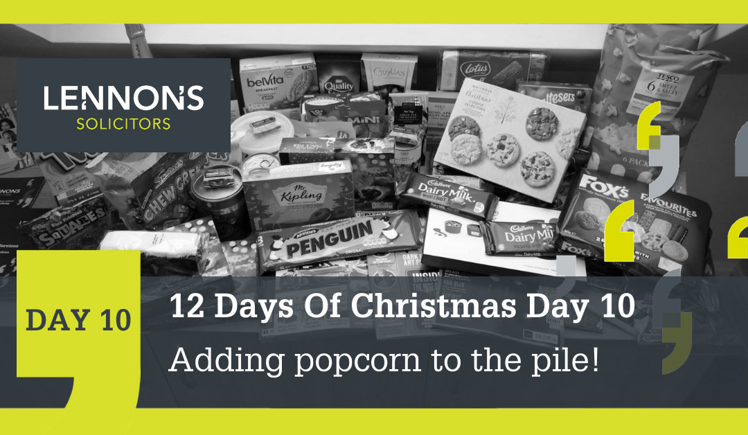 12 Days of Christmas: Day 10