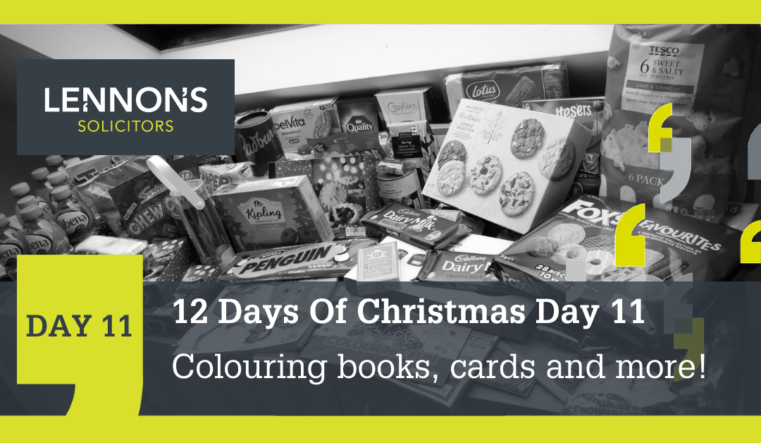 12 Days of Christmas: Day 11